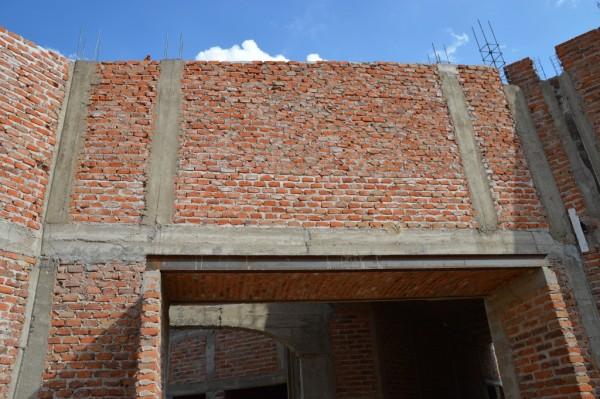 Higher walls.