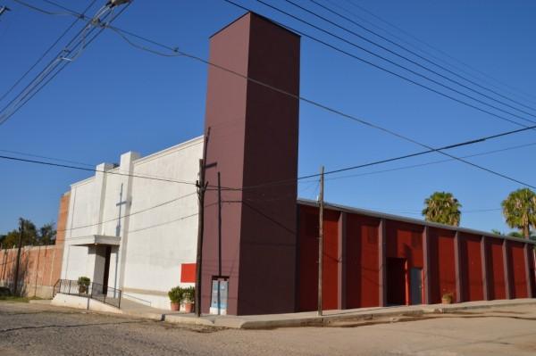 Exterior of Lakeside Presbyterian Church - Ajijic
