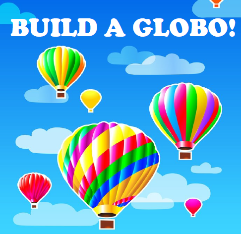 Learn how to build a globo for the Ajijic Regata de Globos