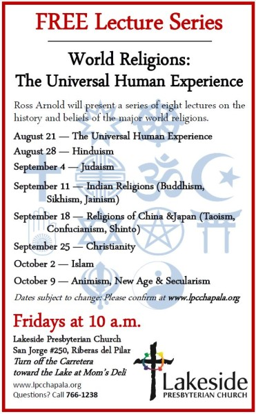 world religions ad